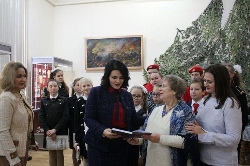 К юбилею Сталинградской Победы изданы воспоминания ветерана
