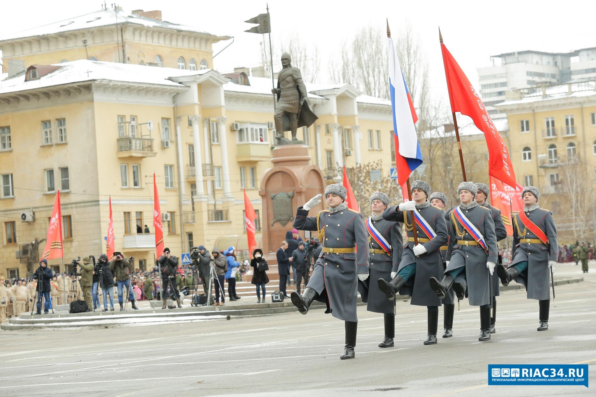 Послы трех стран впечатлены празднованием Сталинградской Победы в Волгограде